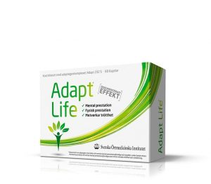 Swedish Herbal Institute Adapt Life (With Adapt 232) 60 capsules